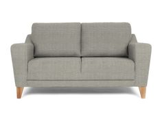 Arley 3 seater sofa #HarveysChristmas - a really nicely designed sofa.  Retro in shape, but modern in that subtle grey.  A really classic style that won't go out of fashion and can be dressed differently with cushions and throws.  http://uk.pinterest.com/harveyshq/