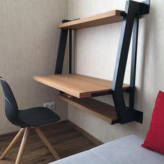 Welded Furniture, Industrial Design Furniture, Iron Furniture, Diy Furniture Plans, Home Decor Furniture, Pallet Furniture, Furniture Projects, Diy Home Decor, Furniture Design