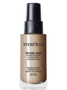 Smashbox, the photogenic beauty experts, have created the ultimate foundation to give you flawless skin to rival the rich and famous. The oil-free formula is a serious shine shunner and gives complete coverage without caking – perfect for hot nights out when camera-dodging isn't allowed! It also improves skin health and hydration with continued use making it as good for your complexion as it looks.Studio skin, £27.50, Smashbox   -Cosmopolitan.co.uk