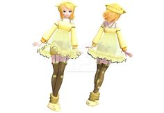 Tda Sheep Wear Rin [ DL ] by NothingInteresting66