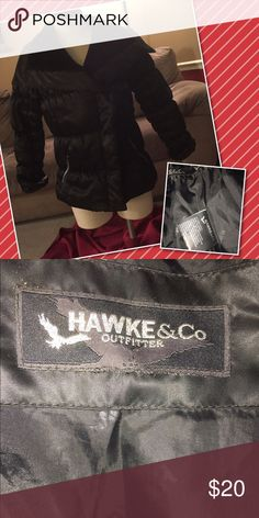Hawke & Company Girls Coat Size 12/L EUC, beautiful, stylish and warm!!! No flaws. This is a great buy!!! 💃💃💃 Hawke & Co Jackets & Coats