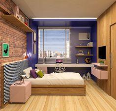 Nossos quadrinhos lindos e coloridos! #anavirginiafurlani #bedroom #bedroomdecor #quartodemenina #girlsroom #girlsdecor #decor #decoração #decoracion #decoration #design #designdeinteriores #interiordecor #interiordesign #arquitetura #arquiteturadeinteriores #architecture #instahappy #instadecor #homedecor #homedesign #teenbedroom #inspiração #inspiration #teendecor #housedecor #housedesign #girlsbedroom #vintage Girls Bedroom, Teenage Girl Bedroom Decor, Small Room Bedroom, Bedroom Sets, Dream Bedroom, Bedroom Wallpaper Teenage, Bedroom Furniture, Home Furniture, Sofa Design