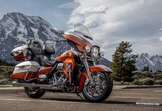 Harley Dadivson 2014 : CVO Electra Glide Ultra Limited