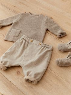 Image 1 of from Zara Baby Boy Fashion, Toddler Fashion, Toddler Outfits, Fashion Kids, Baby Boy Outfits, Newborn Outfits, Neutral Baby Clothes, Cute Baby Clothes, Babies Clothes