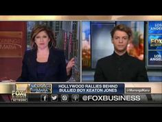 Jace Norman Appearing on Fox Business Channel to Discuss His New Company...