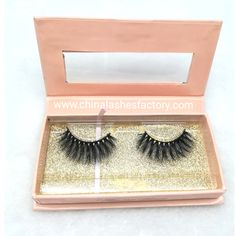 Beauty Essentials Crown Lashes Private Label 100% Real Mink Lashes 6d Mink Eyelashes Vendor Traveling