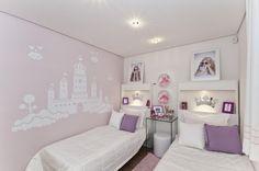 Jeito de Casa: Decoração:  10 quartos planejados para meninas, as...