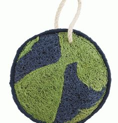 Earth Natural Loofah Kitchen Scrubber - Compostable - The Eco Alternative to Sponge