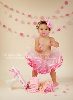 First Birthday Photoshoot Ideas
