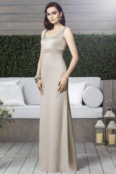 Dessy bridesmaid dress - style 2901 $185