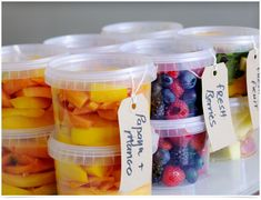 4 Ideal Grab-and-Go Snacks for Busy Attendees | Meetings Imagined