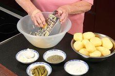 Gugla - lepší nežbramborák - Proženy Cereal, Eggs, Breakfast, Food, Morning Coffee, Essen, Egg, Meals, Yemek
