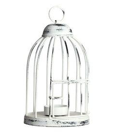 H&M PT, lanterna, gaiola