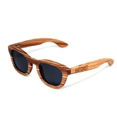 The Engineer Wood Sunglasses