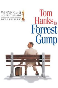 Forrest Gump: directed by Robert Zemeckis