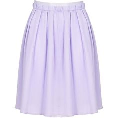 Knee length skirt ($395) ❤ liked on Polyvore featuring skirts, knee high skirts, knee length skirts and purple skirt