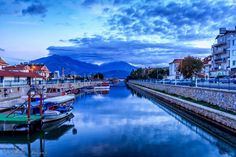 Water taxi pier in #Calis #Fethiye #Turkey