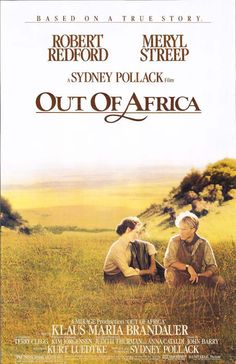 58th Academy Awards Best Picture Winner - Out of Africa - Mar 24, 1986