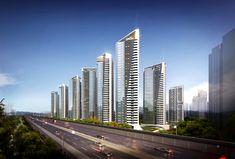 Global Design, Urban Design, Technical Architect, Yonsei University, Illinois Institute Of Technology, Futuristic Home, High Rise Building, Design Strategy, Architecture