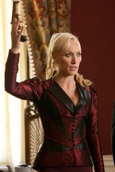 Victoria Smurfit in Episode 10 finale of Dracula 'Let There Be Light' - sky.com/dracula