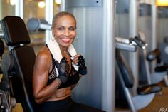 Can you believe Ernestine Shepherd is 74 years young. Read her story.