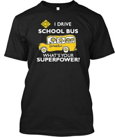 School Bus Drivers Limited Edition