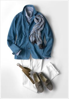 via: www.brshop.jp Tatsuya's Style Vol.2.    I wish I looked this together over a weekend.