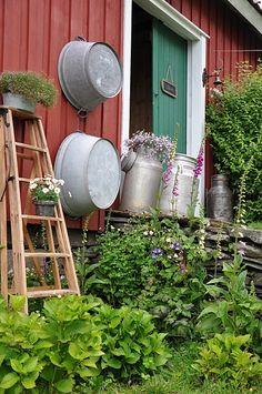 garden | ladder