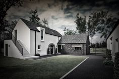 House | Traditional | Rural | Ireland | PB Architects