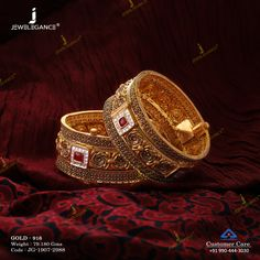 Get in touch with us on 990 444 3030 Jade Jewelry, Diamond Jewelry, Women Jewelry, Gold Bangles Design, Gold Jewellery Design, Antique Jewelry, Antique Gold, Touch, Rajput Jewellery
