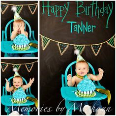 first birthday smash cake! McMurray this would cute to do with Ryder in front of your chalkboard wall. First Birthday Hats, Baby Boy Birthday, Mickey Mouse Birthday, Birthday Pictures, Birthday Ideas, 1st Birthday Chalkboard, 1st Birthdays, Birthday Celebration, Chalkboard Background