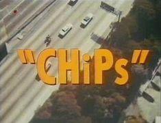 CHiPs~Erik Estrada, Robert Pine, Paul Linke and Larry Wilcox (1977–1982)…