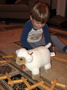 FHE for toddlers: Obedience