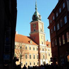 Old Warsaw, King's Castle