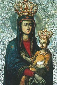 MaterDei - Matka Boska Skarżycka - Śnieżna - Salus Populi Romani