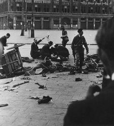 Schietpartij op de dam 7 mei 1945