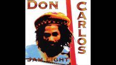 Don Carlos - Jah Light (Full Album)
