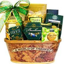 Art of Appreciation Gift Baskets A Worlds of Thanks Gourmet Food and Snacks - http://mygourmetgifts.com/art-of-appreciation-gift-baskets-a-worlds-of-thanks-gourmet-food-and-snacks/