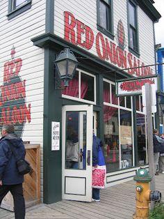 Red Onion Saloon - Skagway, Alaska