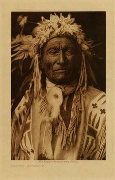 American Indians : Long Fox - Assiniboin.