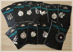 'Oodles and Boodles of Charms' is going up for auction at  5pm Mon, Aug 6 with a starting bid of $20.
