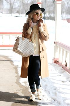 neutral spring style fashion