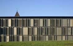 Ferrari Architectes Château de Prilly Lausanne, Ferrari, Garage Doors, Outdoor Decor, Home Decor, Urban Planning, Architects, Decoration Home, Room Decor