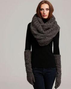 infinity scarf - Buscar con Google