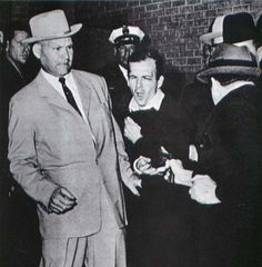 Lee Harvey Oswald...looks like we'll never know for certain why he changed our world...