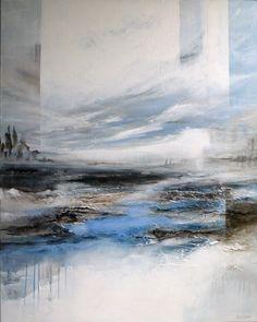 IRINA LAUBE painting landscape