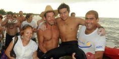 """Lautaro Lasagna: Orgullo deportivo y humano, nadó 13 horas para juntar pañales por chicos abandonados    Lautaro Lasagna, a los 19 años cruzó el Río de la Plata desde Colonia a Punta Lara nadando durante más de 13 horas. En diálogo con """"Chiche"""" Gelblung contó su proeza...    http://www.mendozaenlaweb.com/shop/detallenot.asp?notid=9090"""