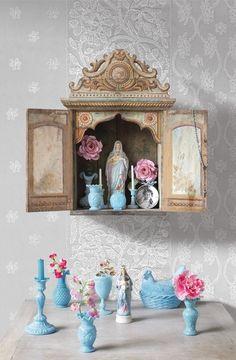Pip Studio shrine to Our Lady