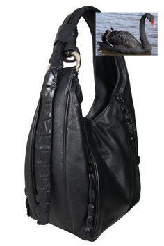 Black Swan bag. Check the inspiration photo.
