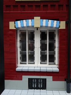 https://flic.kr/p/durt2Y | MOC House's Lille-Fives Window 3 | This is a…